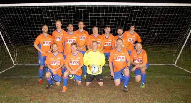 RYCO 24•7 Whangarei sponsors the Tikipunga Association Football Club Senior Mens Division 3 Team