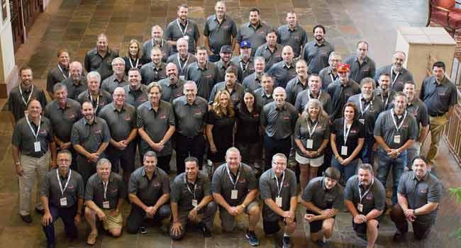 RYCO Hydraulics Distributor Conference Denver 2017