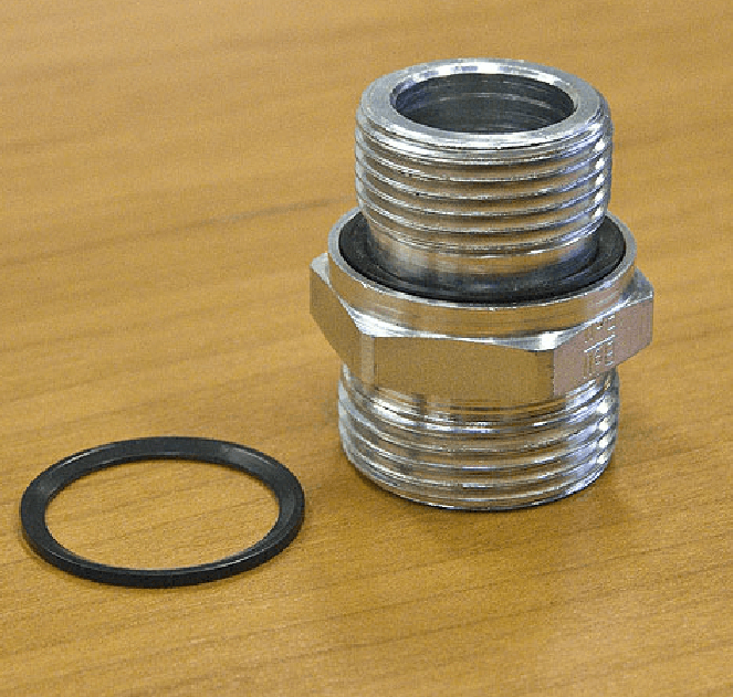 BSPP Thread Encapsulated Seal