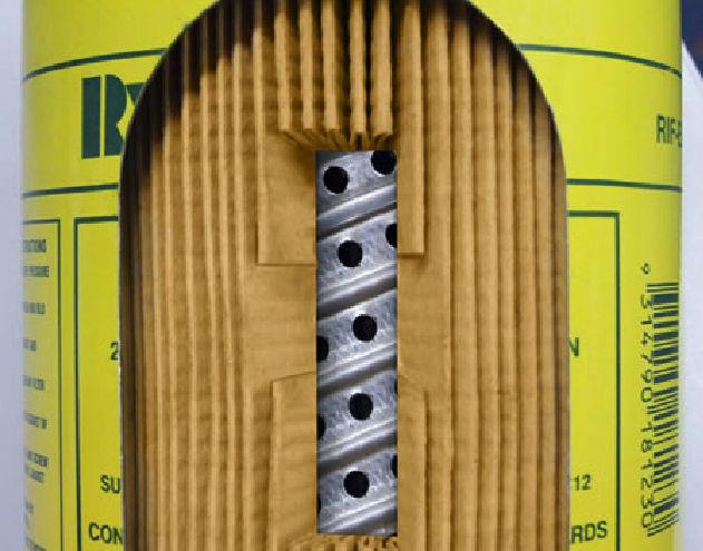 Hydraulic Filters - Cutaway