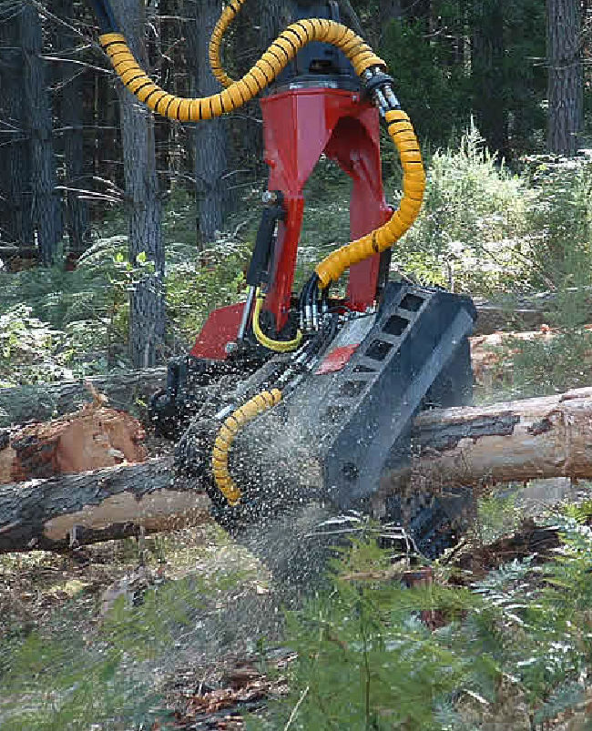 Impulse Testing of Forestry Equipment