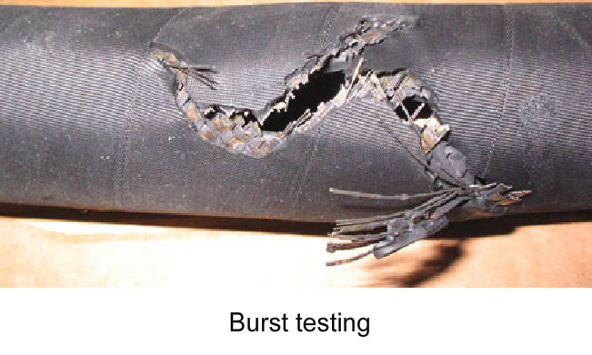 Impulse Testing Methods - Burst Testing