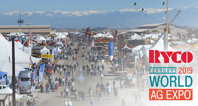 World Ag Expo®, 12 – 14 February 2019