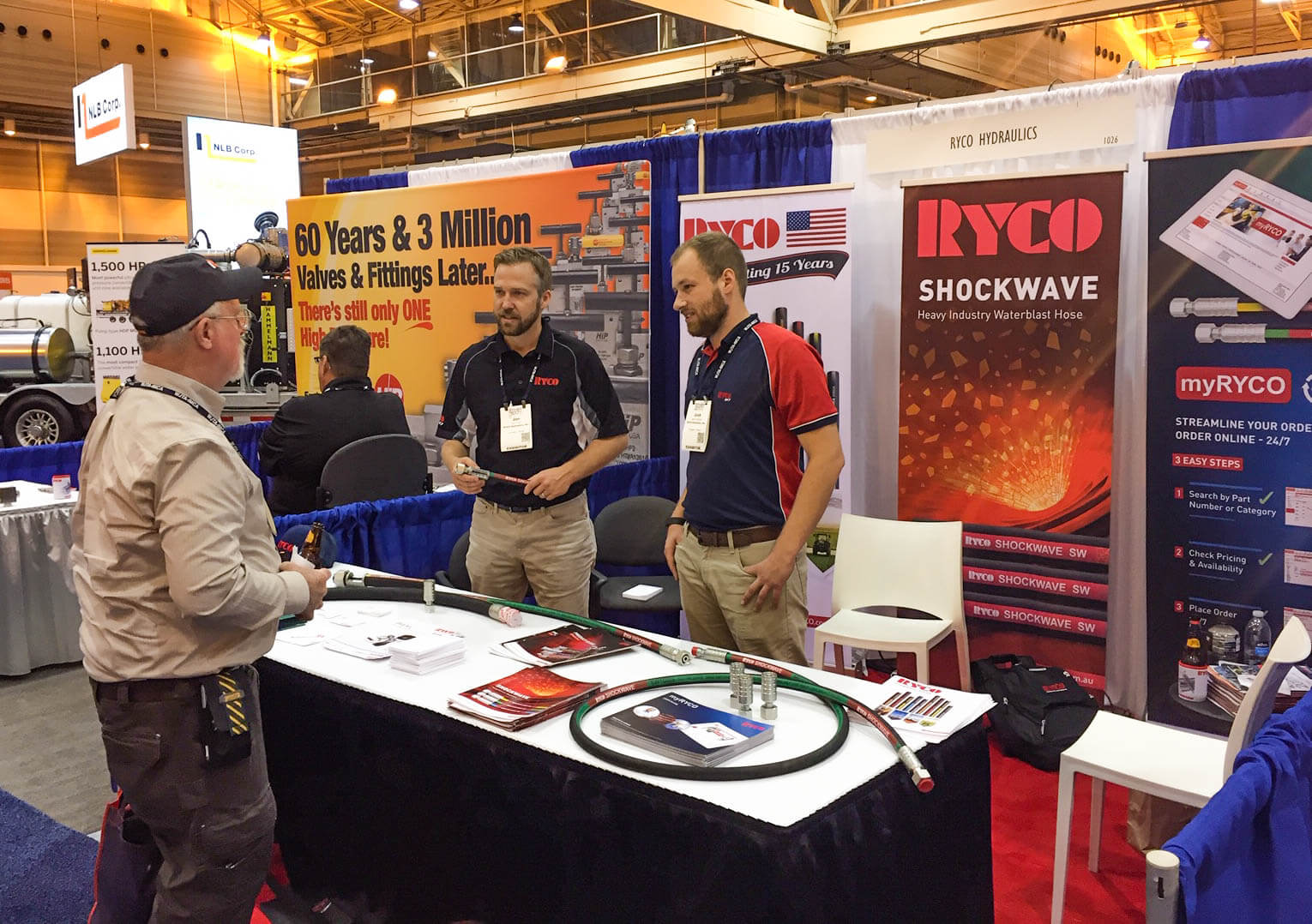 Discover RYCO Shockwave and Jetstorm