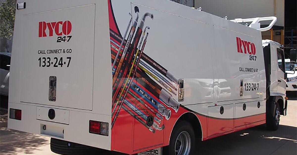RYCO247 Bigger CQ Trucks