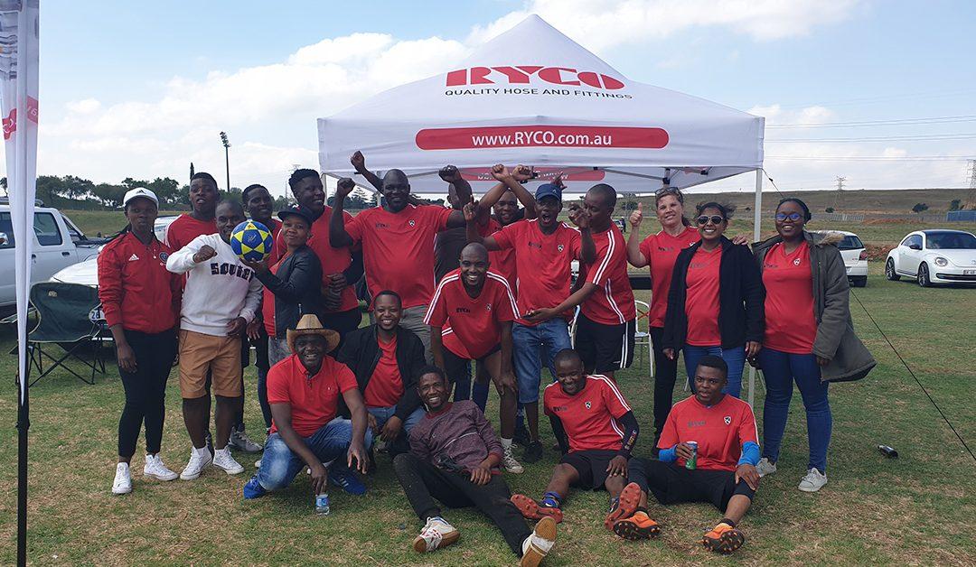 RYCO South Africa Kicking Goals