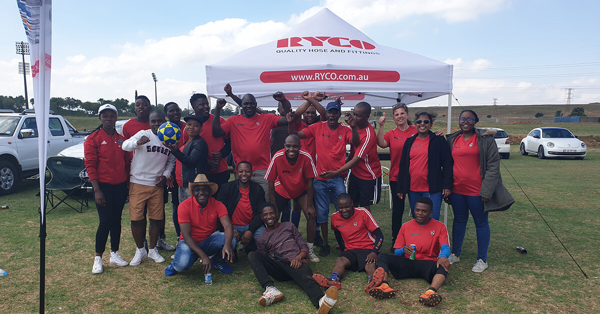 RYCO South Africa Kicking Goals