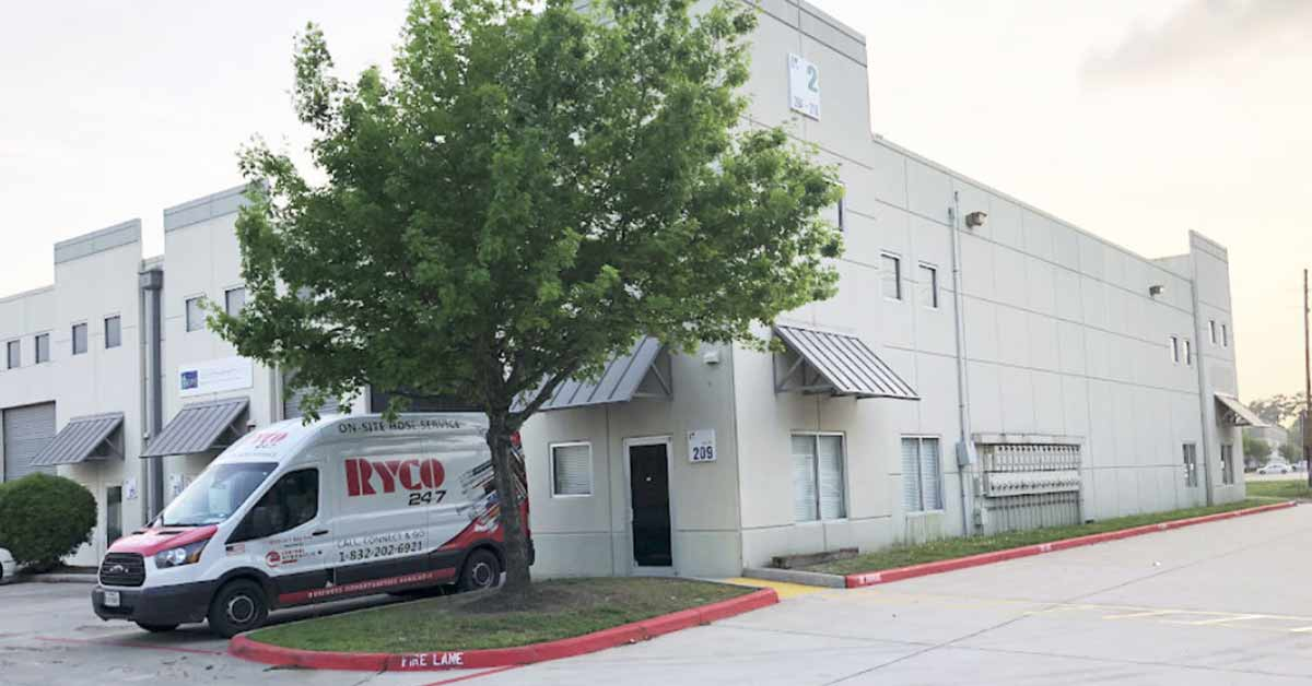 RYCO Houston USA Central Hydraulic Supply