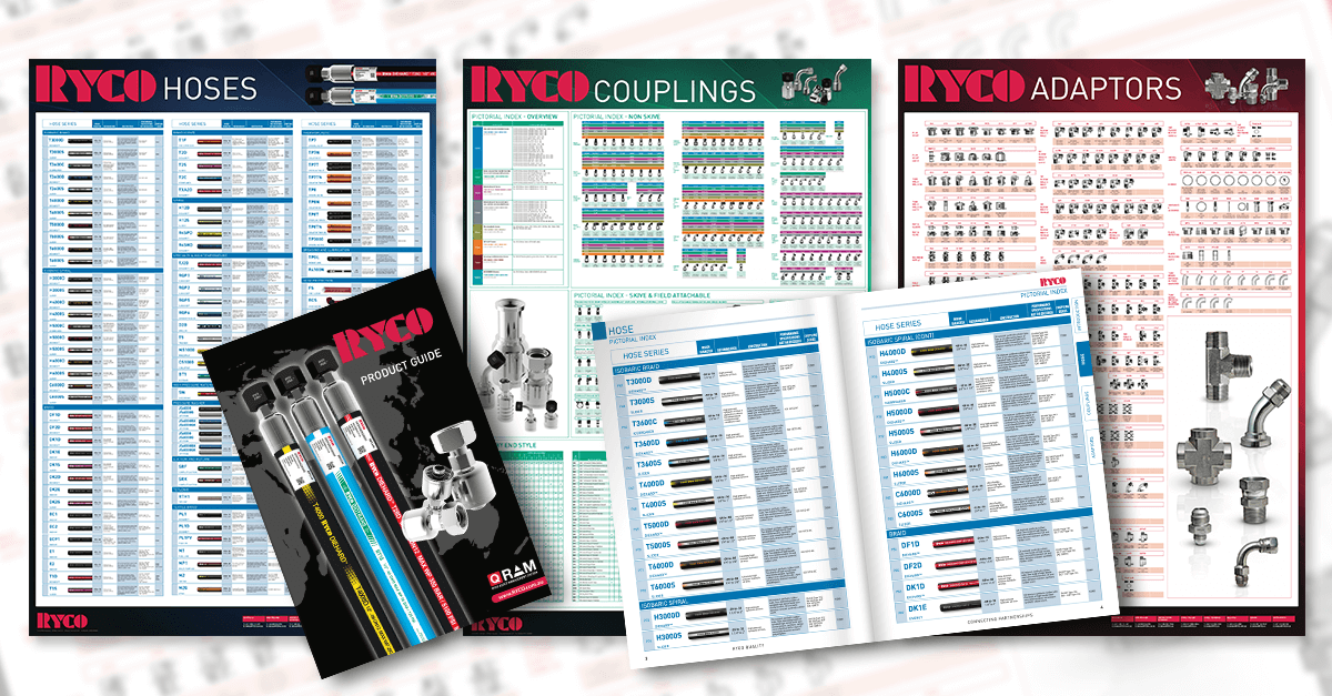 RYCO Wall Charts Product Guide