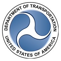 United States Department of Transportation logo