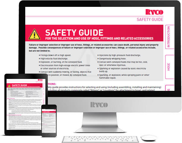 RYCO Safety guide