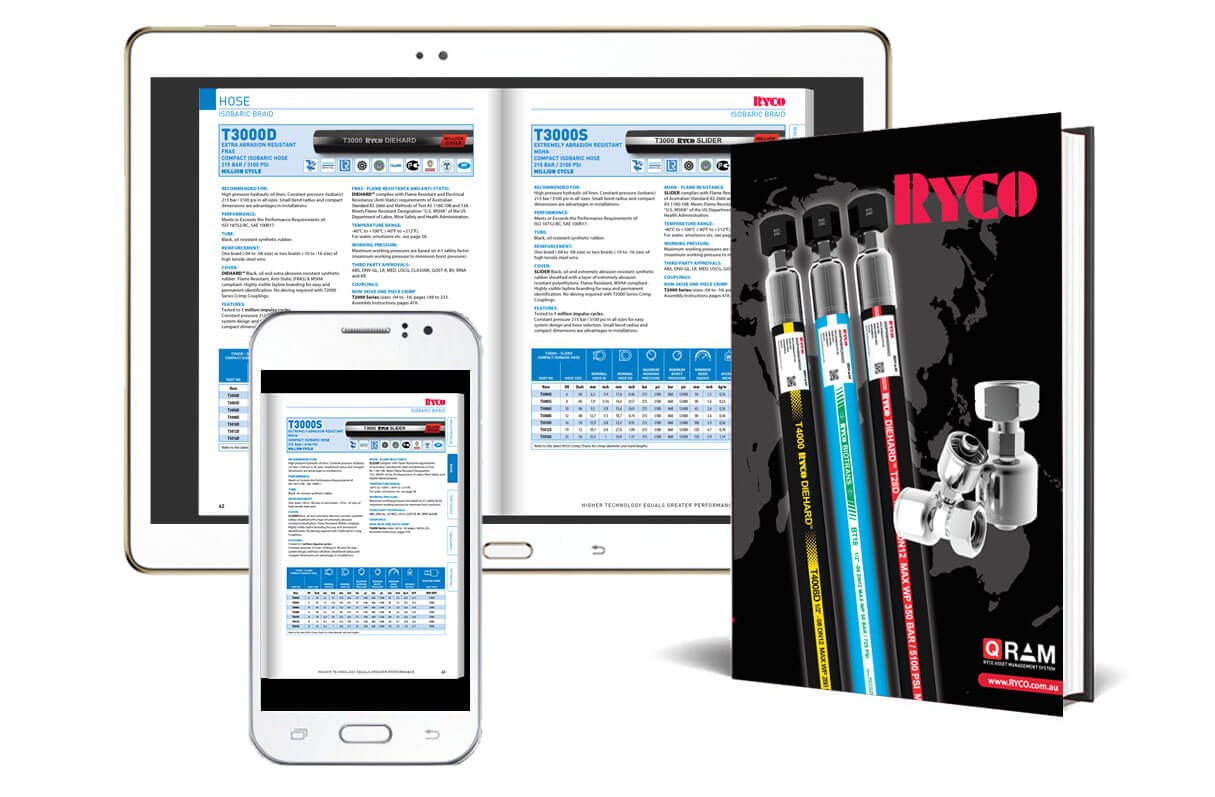 RYCO Hydraulic Hose Assembly Product Technical Manual
