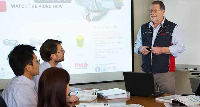 RYCO-home Know How Technical Training