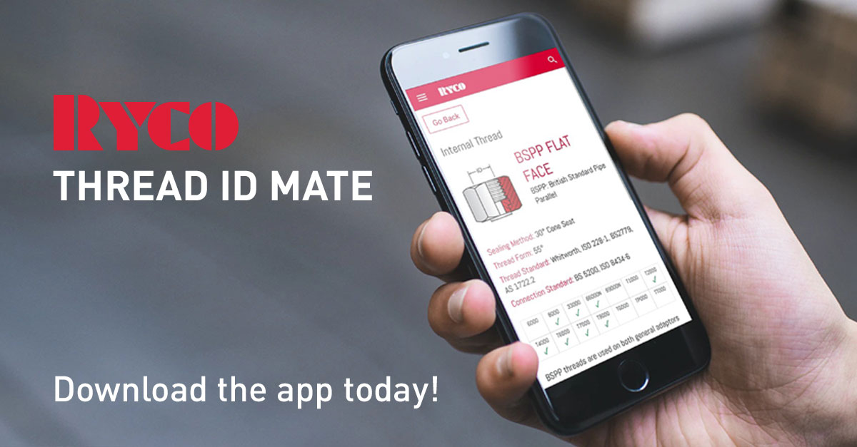 New & Improved Thread ID Mate App Available Now