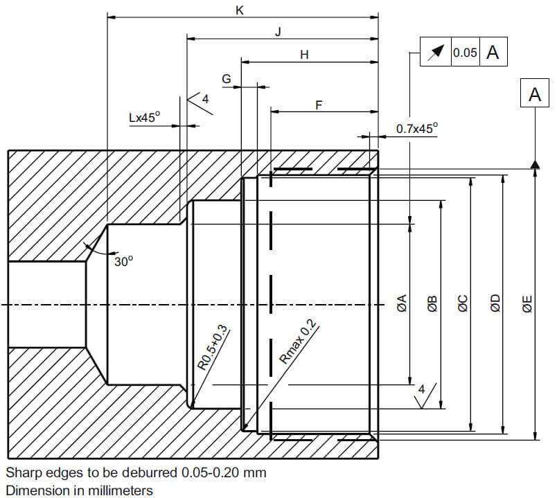 WEO Cartridge Cartridge Portl Specification