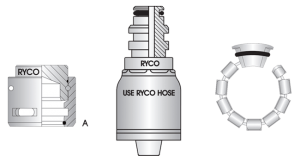 CROCBITE Mine Safe Connection System