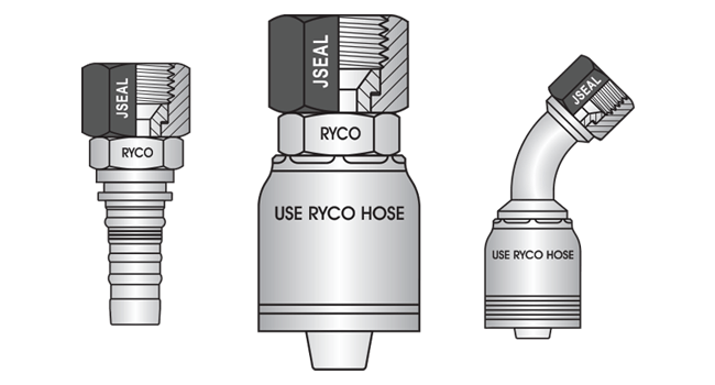 RYCO JSEAL Couplings