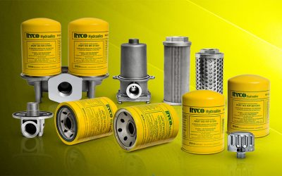 RYCO Filters mean Less Contamination for your Hydraulic System
