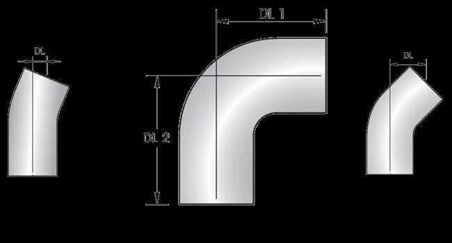 Tube Bends Imperial Outside Diameter