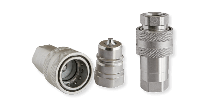 Quick Release Couplings R140