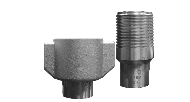 Quick Release Couplings R75
