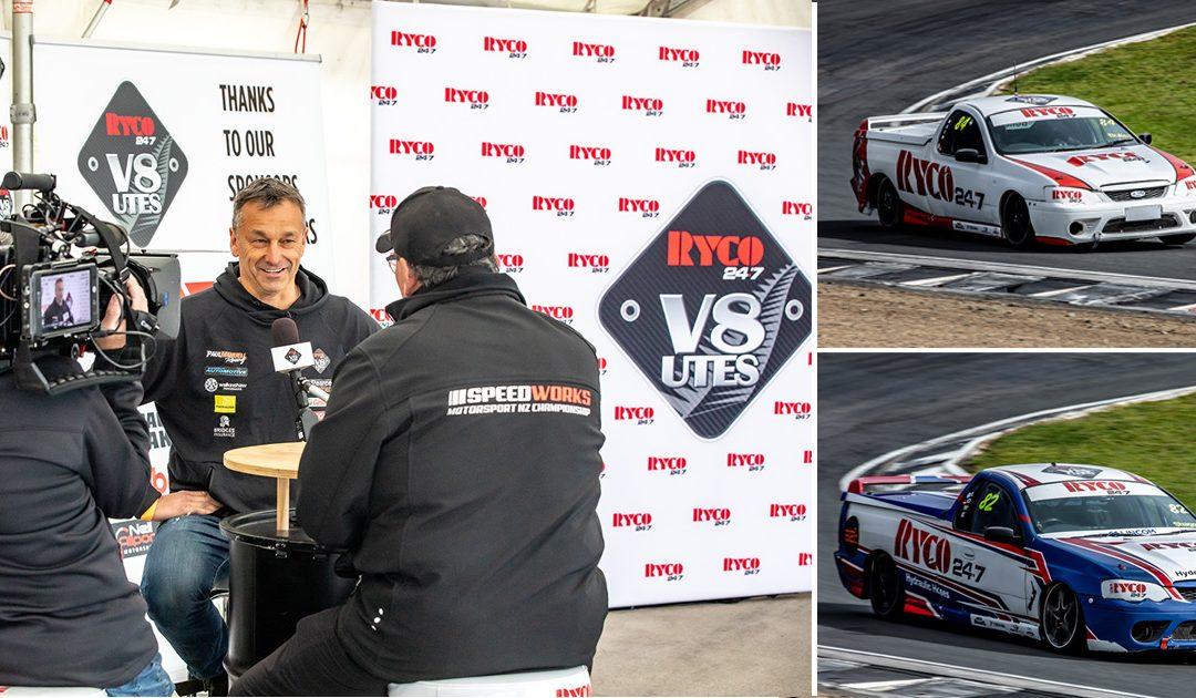 RYCO 24•7 NZ V8 Ute Final Showdown