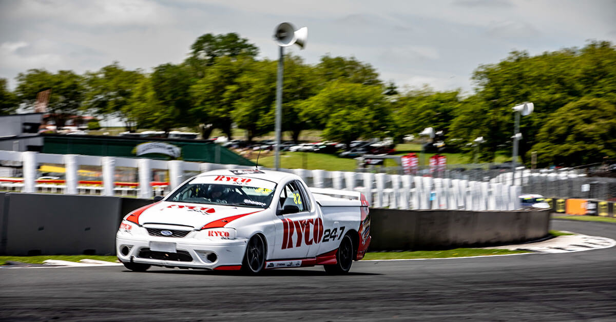 RYCO 24•7 Continues Sponsorship With The Race Category With Attitude – NZ V8 Utes