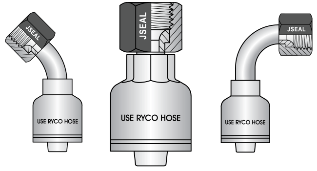 RYCO JSEAL™ – The New Standard in JIC Fittings