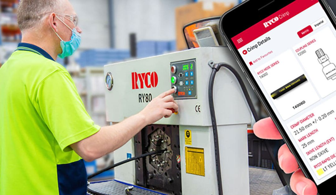 RYCO Crimp App  Available NOW
