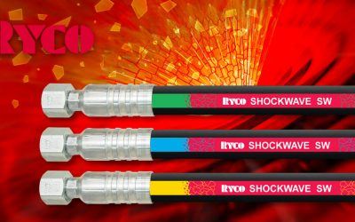 Connect & Blast with RYCO SHOCKWAVE Waterblast Hose