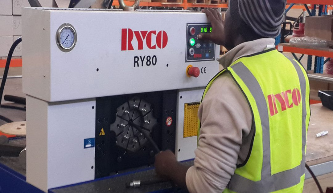 RYCO South Africa  B-BBEE Level 1 Certified
