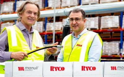 One Year On, RYCO & Manuli Continue to  Make it Happen Together