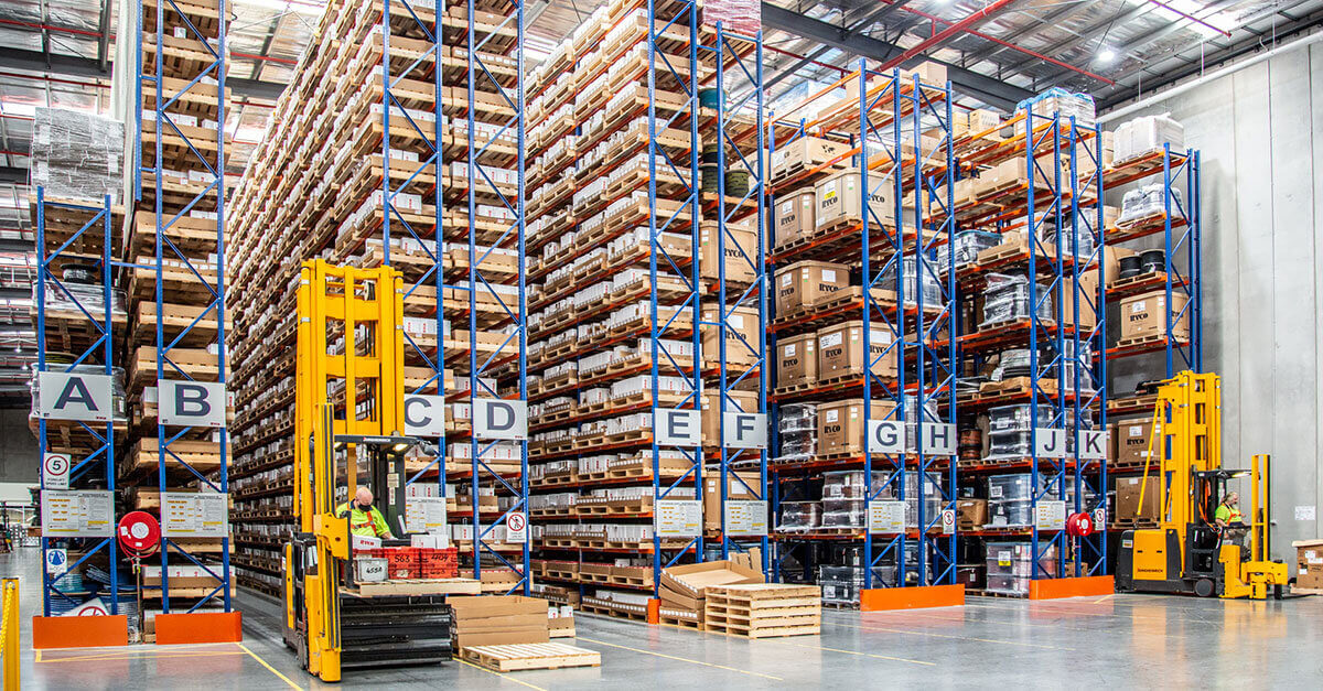 RYCO Increased Stock  Coupled With Efficient & On-Time Delivery