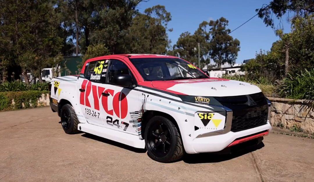 Craig Dontas Secures RYCO 24•7 Sponsorship for Racing Return