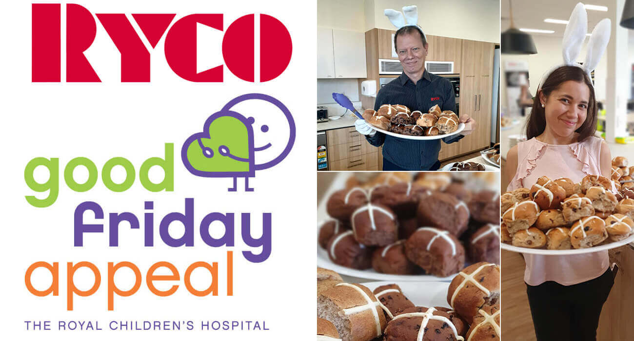 RYCO Easter - The Royal Children's Hospital Good Friday Appeal