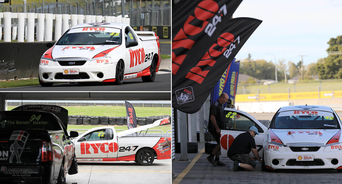 RYCO V8 Utes Showdown 2021