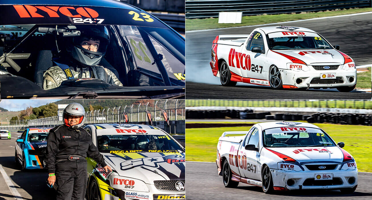 RYCO V8 Utes Showdown blog 27 04 2021