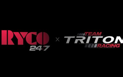 RYCO 24•7 Major Sponsors of V8 SuperUtes –  Team Triton & Craig Dontas