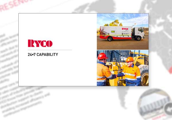 RYCO 24•7 Capability Profile