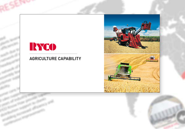 RYCO Agriculture Capability Profile