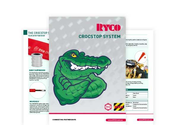 RYCO CROCSTOP System