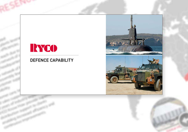 RYCO Defence Capability Profile