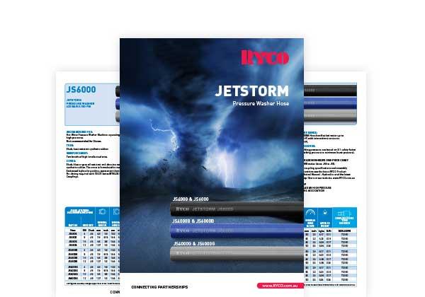 Jetstorm Hose