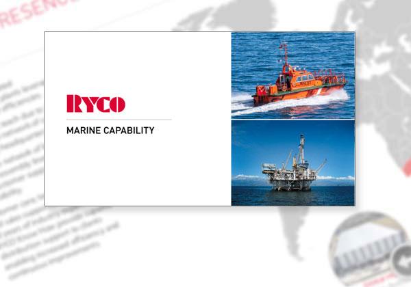 RYCO Marine Capability Profile
