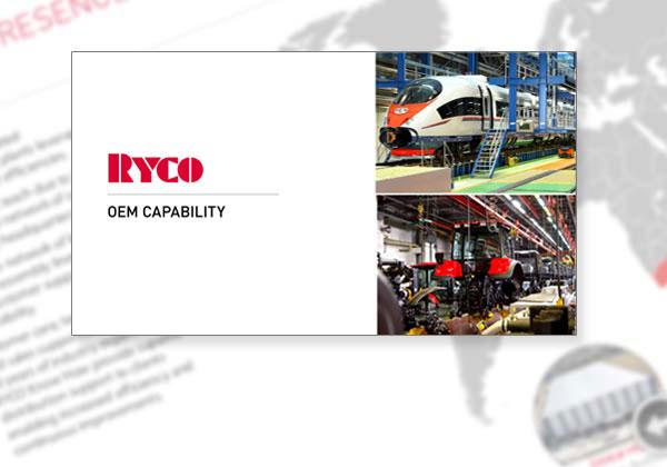 RYCO OEM Capability Profile