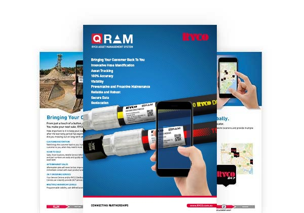 QRAM RYCO Asset Management System