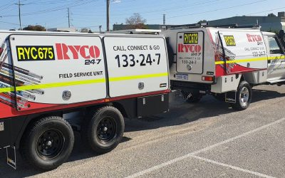 Introducing the New RYCO 24•7  Rapid Response Units