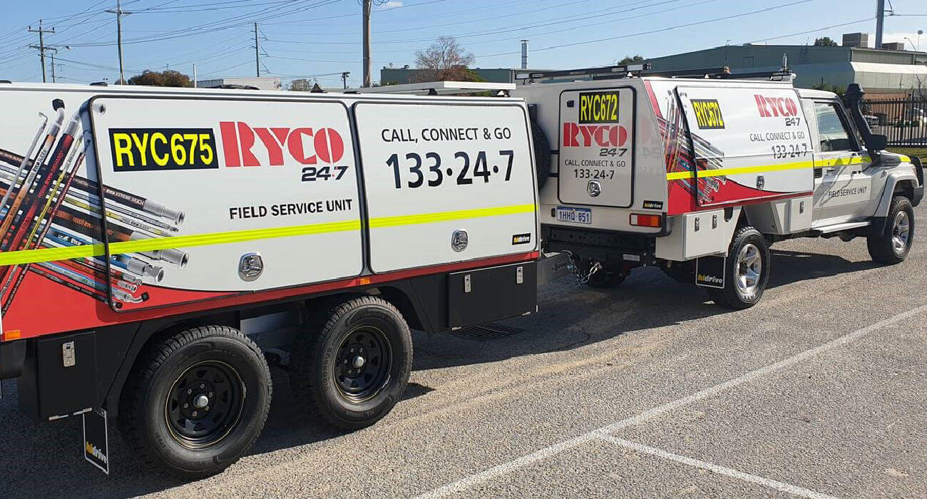 RYCO 24•7 Rapid Response Units