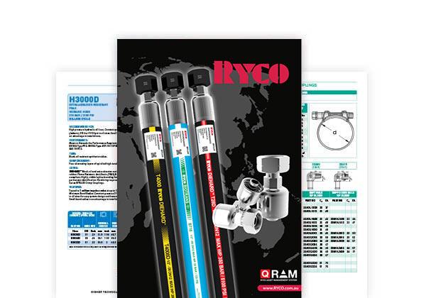 RYCO Product Technical Manaul