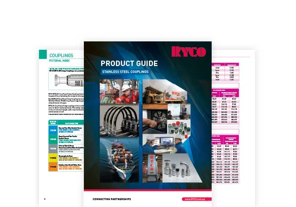 RYCO Stainless Steel Product Guide